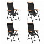 Dřevěné nebo plastové – které zahradní židle zvolit?